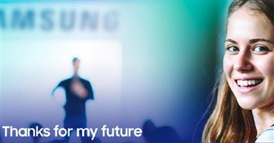 Samsung Thanks for my future –mentoring