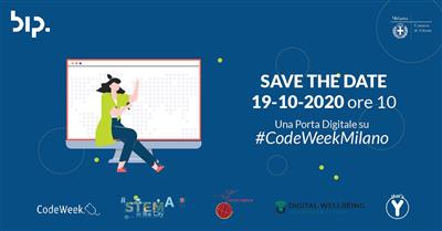 Una Porta Digitale su #CodeWeek