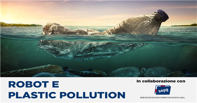 Robot e Plastic Pollution