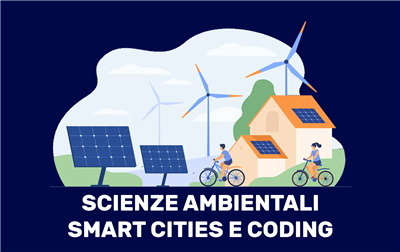 Scienze ambientali, smart cities e coding