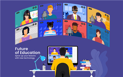 Future of Education: Distance Learning with technology