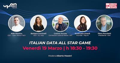Italian Data All Star Game